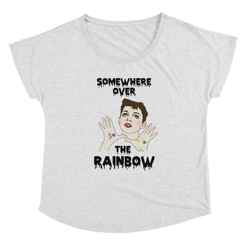 Judy Garland Women's Scoop Neck by coolsaysnev's Shop