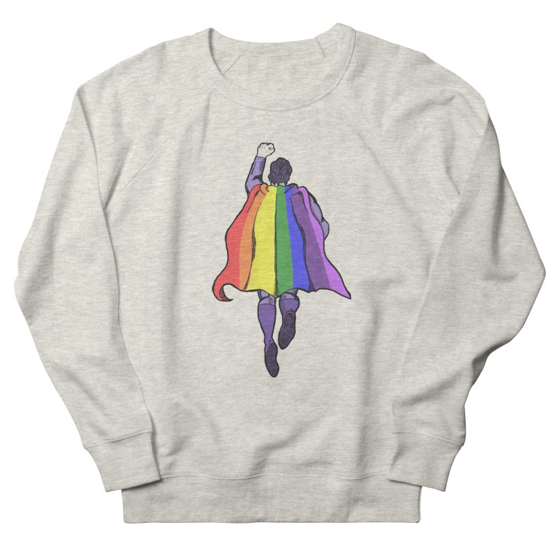 Love wins Women's French Terry Sweatshirt by coolsaysnev's Shop