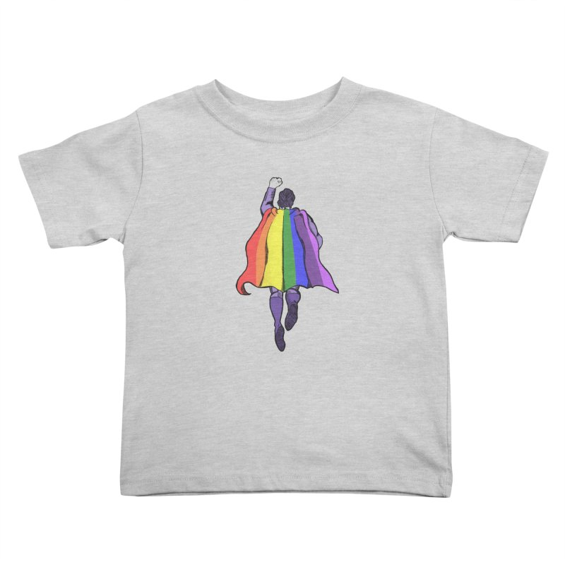 Love wins Kids Toddler T-Shirt by coolsaysnev's Shop