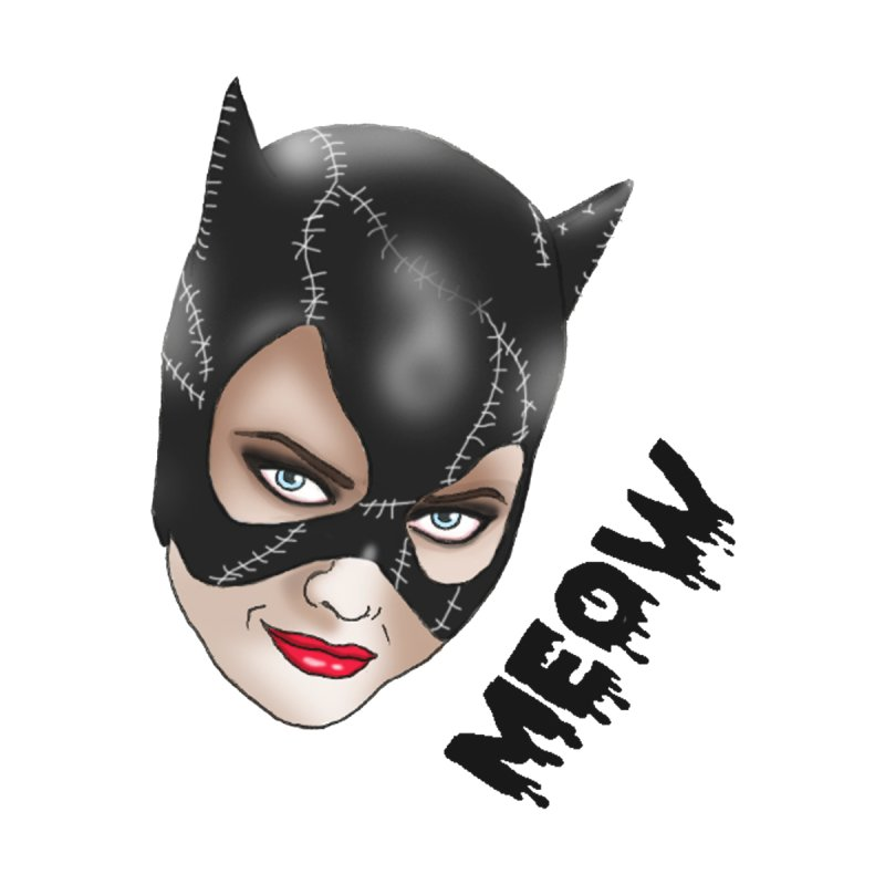 Catwoman Women's V-Neck by coolsaysnev's Shop