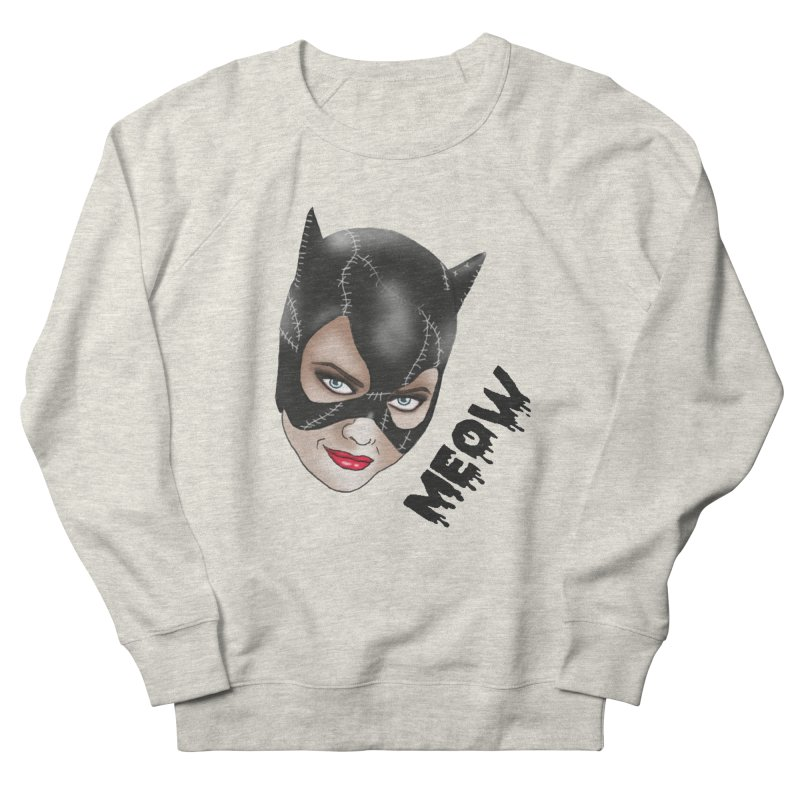 Catwoman Men's Sweatshirt by coolsaysnev's Shop