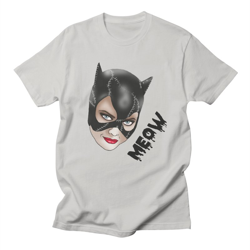 Catwoman Men's T-shirt by coolsaysnev's Shop