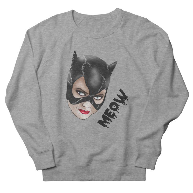 Catwoman Women's Sweatshirt by coolsaysnev's Shop