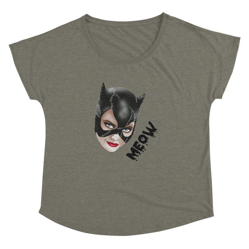 Catwoman Women's Dolman by coolsaysnev's Shop
