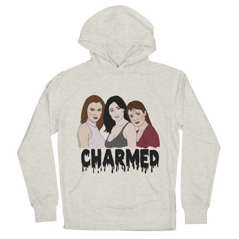 Charmed sisters Women's French Terry Pullover Hoody by coolsaysnev's Shop