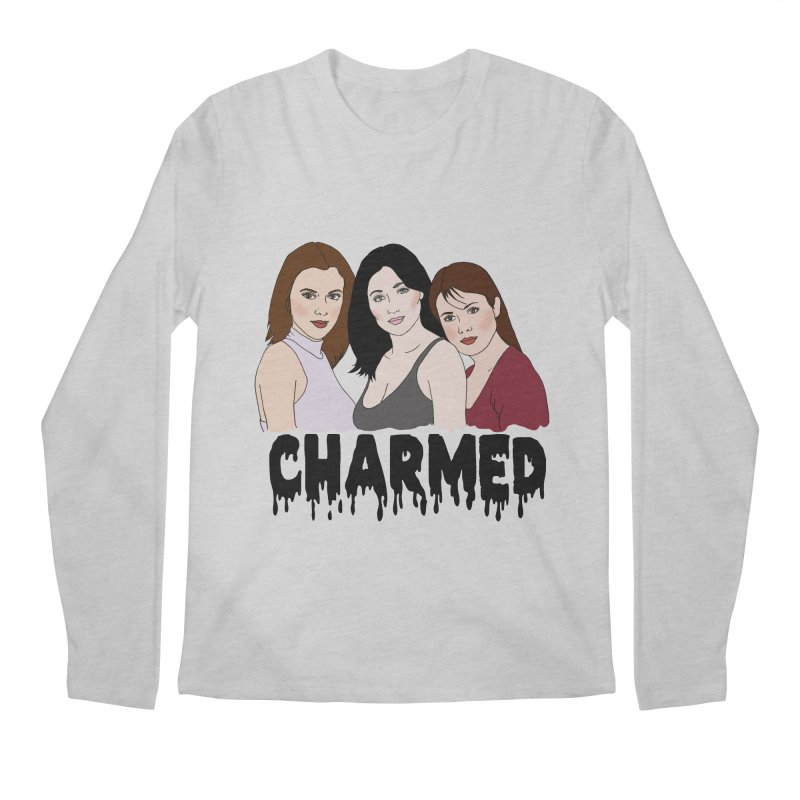 Charmed sisters Men's Regular Longsleeve T-Shirt by coolsaysnev's Shop