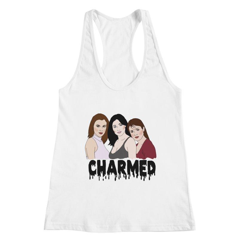 Charmed sisters Women's Racerback Tank by coolsaysnev's Shop