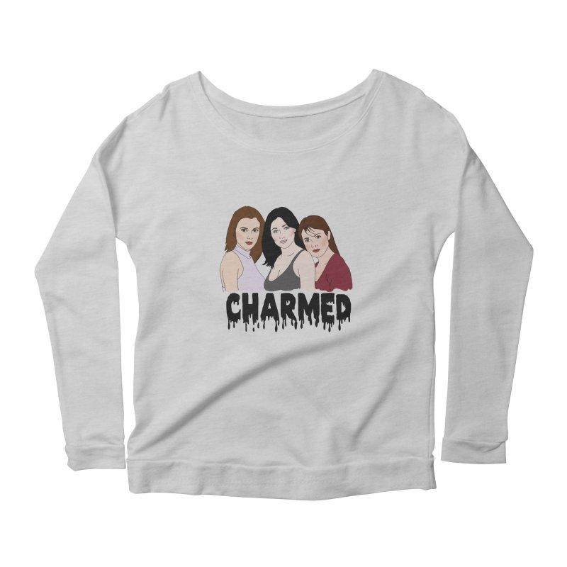 Charmed sisters Women's Longsleeve T-Shirt by coolsaysnev's Shop