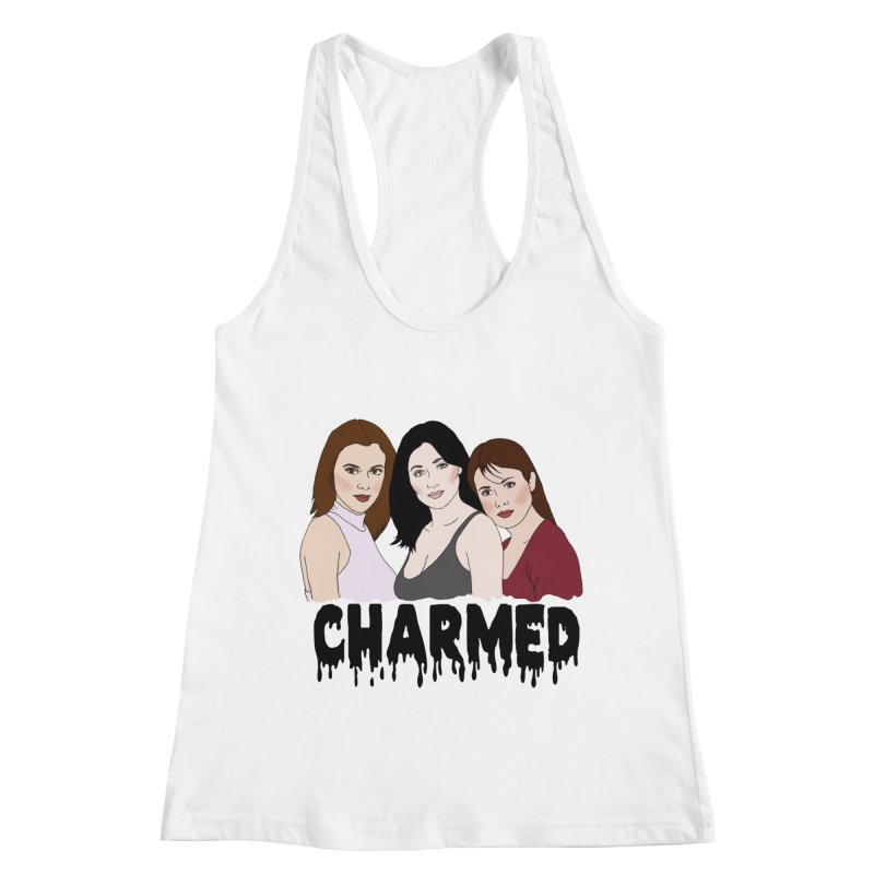 Charmed sisters Women's Racerback Tank by coolsaysnev's Shop
