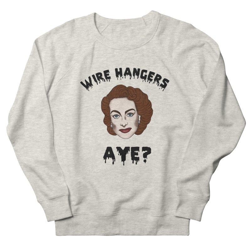 Joan Crawford Women's Sweatshirt by coolsaysnev's Shop