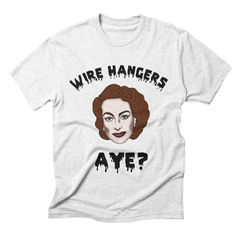 Joan Crawford Men's Triblend T-shirt by coolsaysnev's Shop