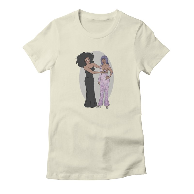 Boob Tap Women's T-Shirt by coolsaysnev's Shop