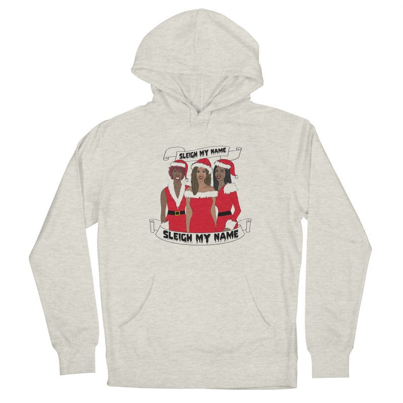 Destinys Child Christmas Women's French Terry Pullover Hoody by coolsaysnev's Shop