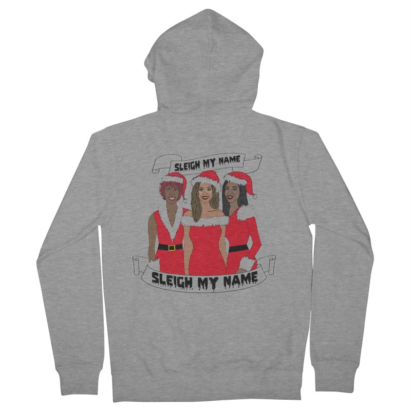 Destinys Child Christmas Women's Zip-Up Hoody by coolsaysnev's Shop