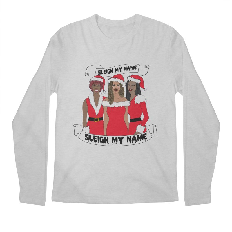 Destinys Child Christmas Men's Longsleeve T-Shirt by coolsaysnev's Shop