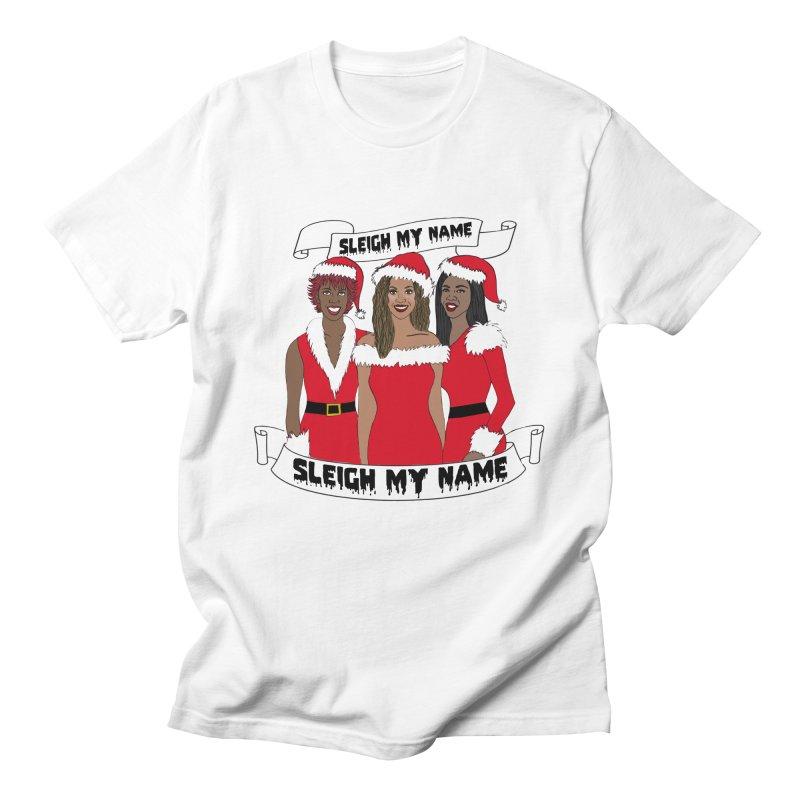 Destinys Child Christmas Men's Regular T-Shirt by coolsaysnev's Shop