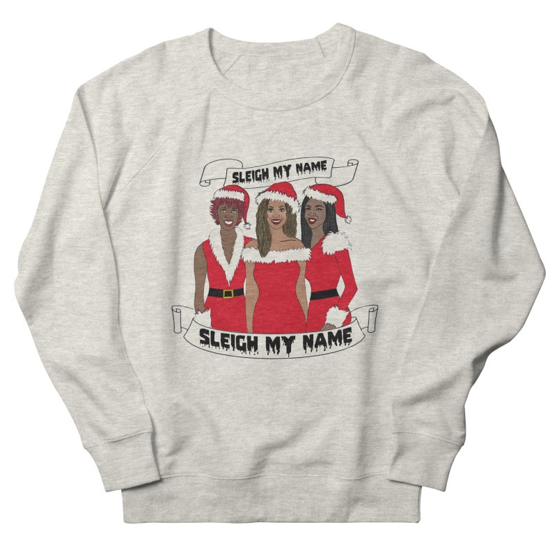 Destinys Child Christmas Men's French Terry Sweatshirt by coolsaysnev's Shop