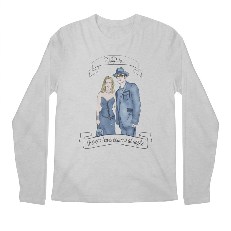 She's so luck Men's Longsleeve T-Shirt by coolsaysnev's Shop