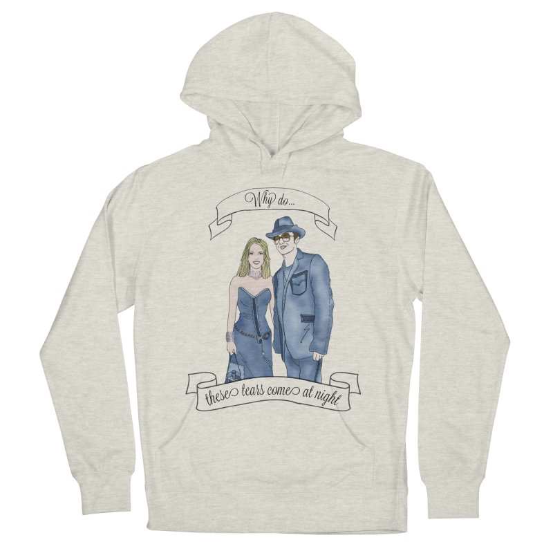 She's so luck Women's French Terry Pullover Hoody by coolsaysnev's Shop