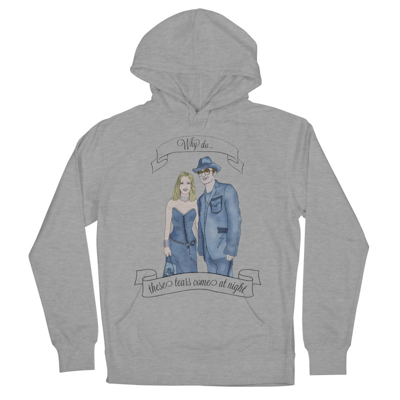 She's so luck Men's French Terry Pullover Hoody by coolsaysnev's Shop
