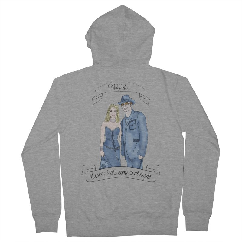 She's so luck Women's French Terry Zip-Up Hoody by coolsaysnev's Shop