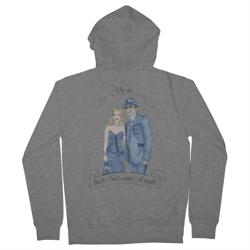 She's so luck Men's Zip-Up Hoody by coolsaysnev's Shop