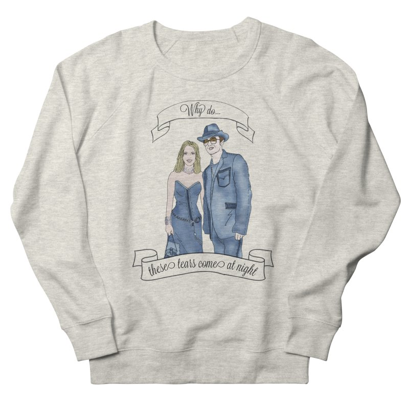 She's so luck Women's French Terry Sweatshirt by coolsaysnev's Shop