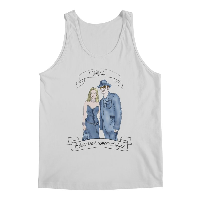 She's so luck Men's Regular Tank by coolsaysnev's Shop
