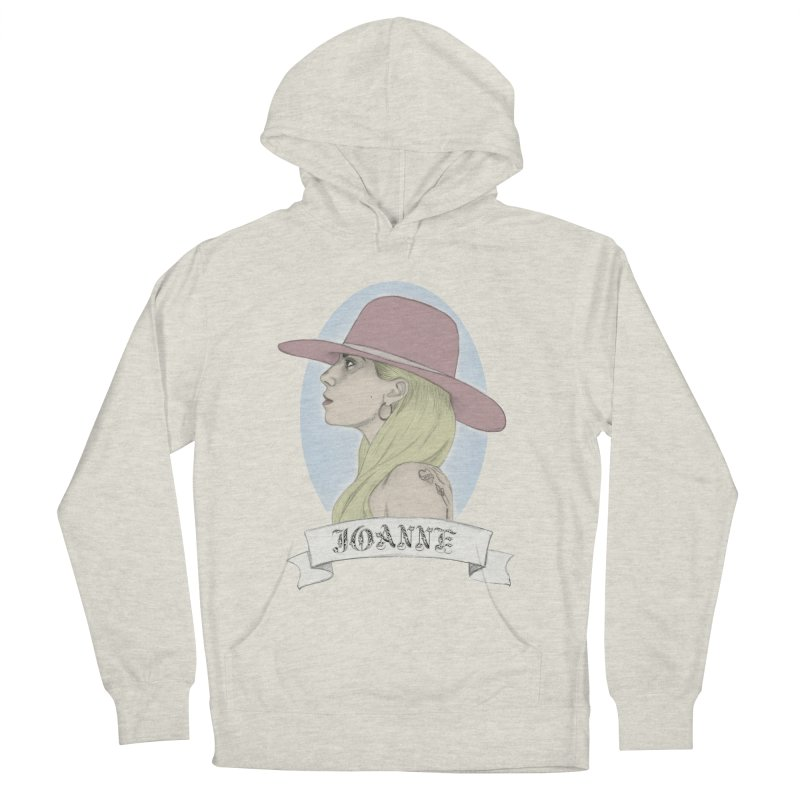 Joanne Women's French Terry Pullover Hoody by coolsaysnev's Shop