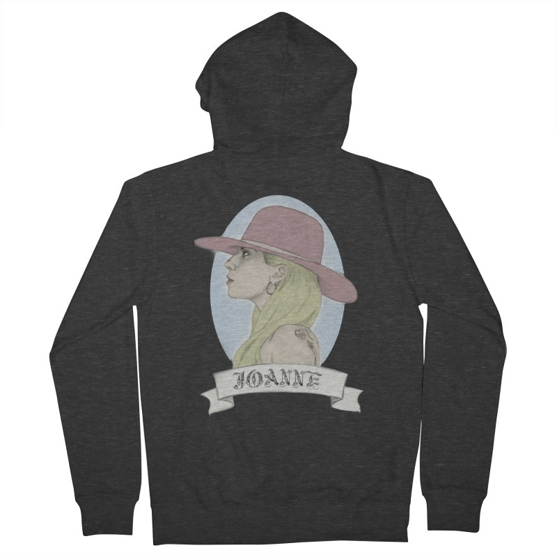 Joanne Women's French Terry Zip-Up Hoody by coolsaysnev's Shop