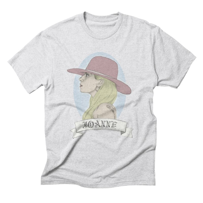 Joanne Men's Triblend T-Shirt by coolsaysnev's Shop