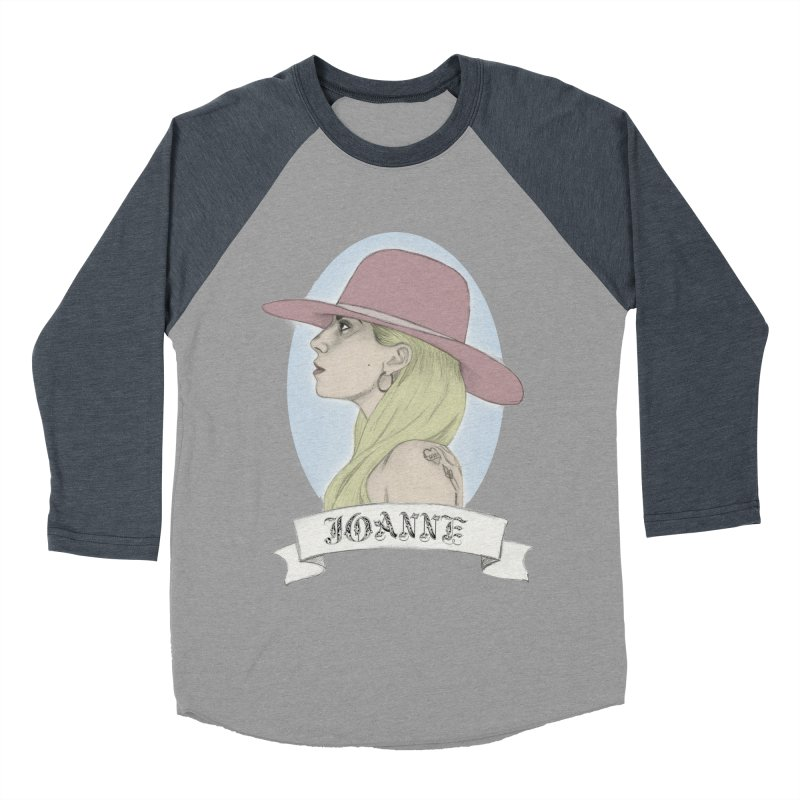 Joanne Women's Baseball Triblend T-Shirt by coolsaysnev's Shop