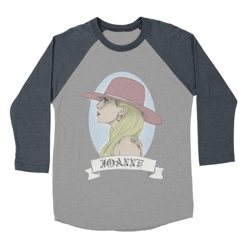 Joanne Men's Baseball Triblend Longsleeve T-Shirt by coolsaysnev's Shop