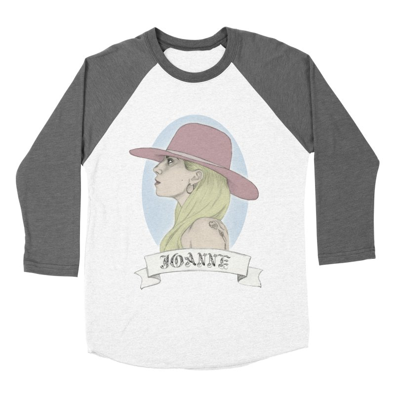 Joanne Men's Baseball Triblend T-Shirt by coolsaysnev's Shop