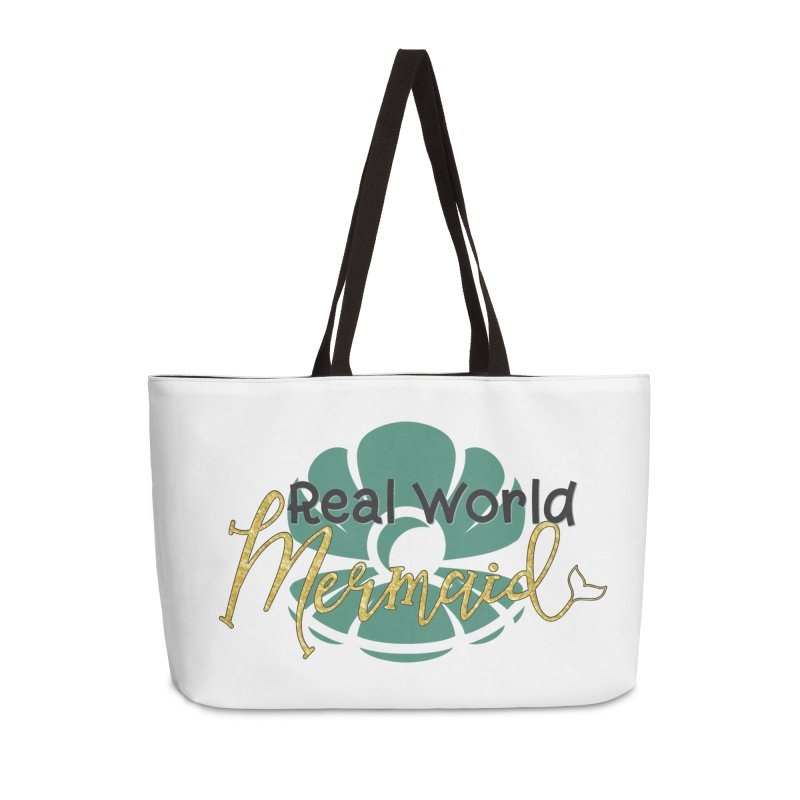 Real World Mermaid Accessories Bag by Corbly4Art - Creative Fantasy Made Real