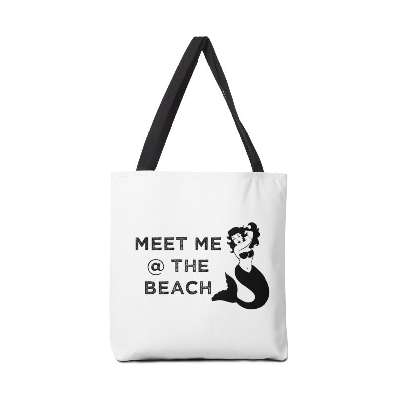 Meet Me at the Beach Accessories Bag by Corbly4Art - Creative Fantasy Made Real
