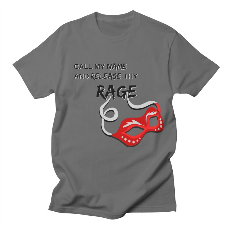 Release Thy Rage Men's T-Shirt by Corbly4Art - Creative Fantasy Made Real