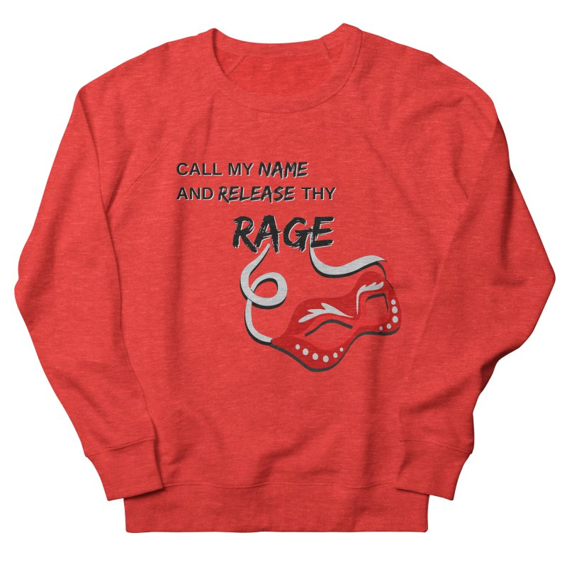 Release Thy Rage Men's Sweatshirt by Corbly4Art - Creative Fantasy Made Real