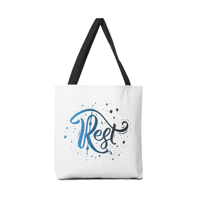 Rest Accessories Bag by Cordelia Denise