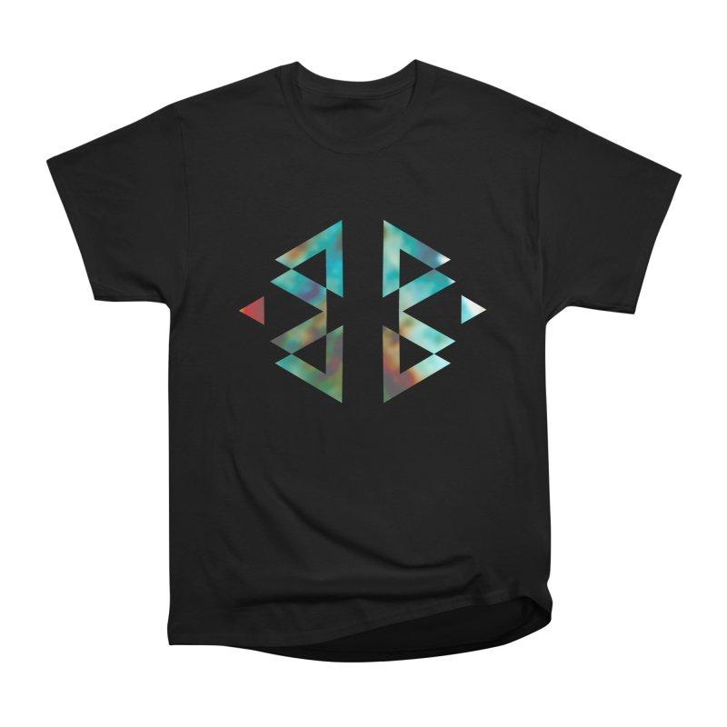Geometriz Men's Classic T-Shirt by Cordelia Denise
