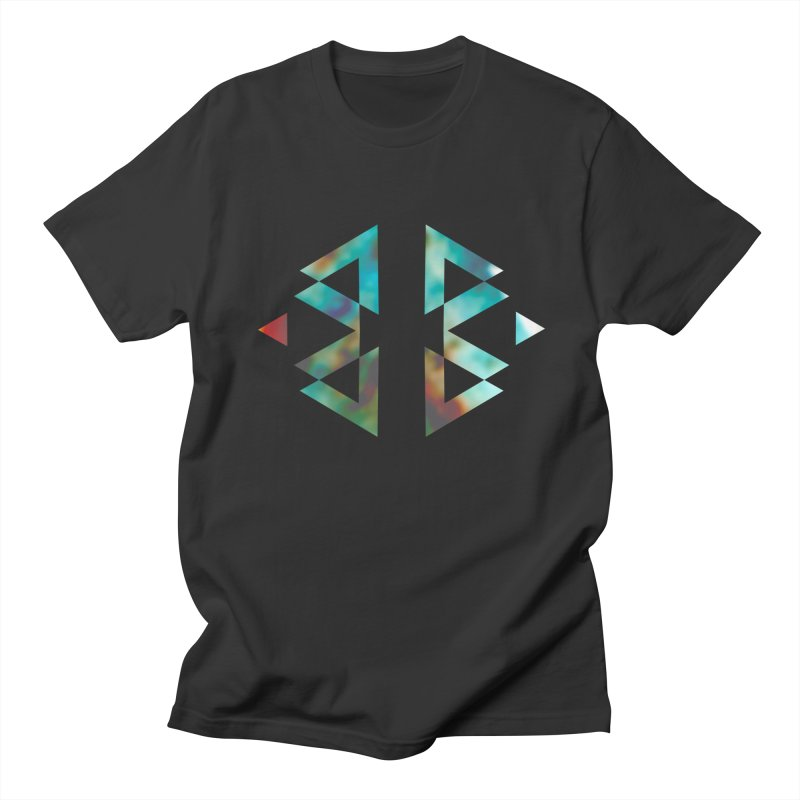 Geometriz Men's T-shirt by Cordelia Denise