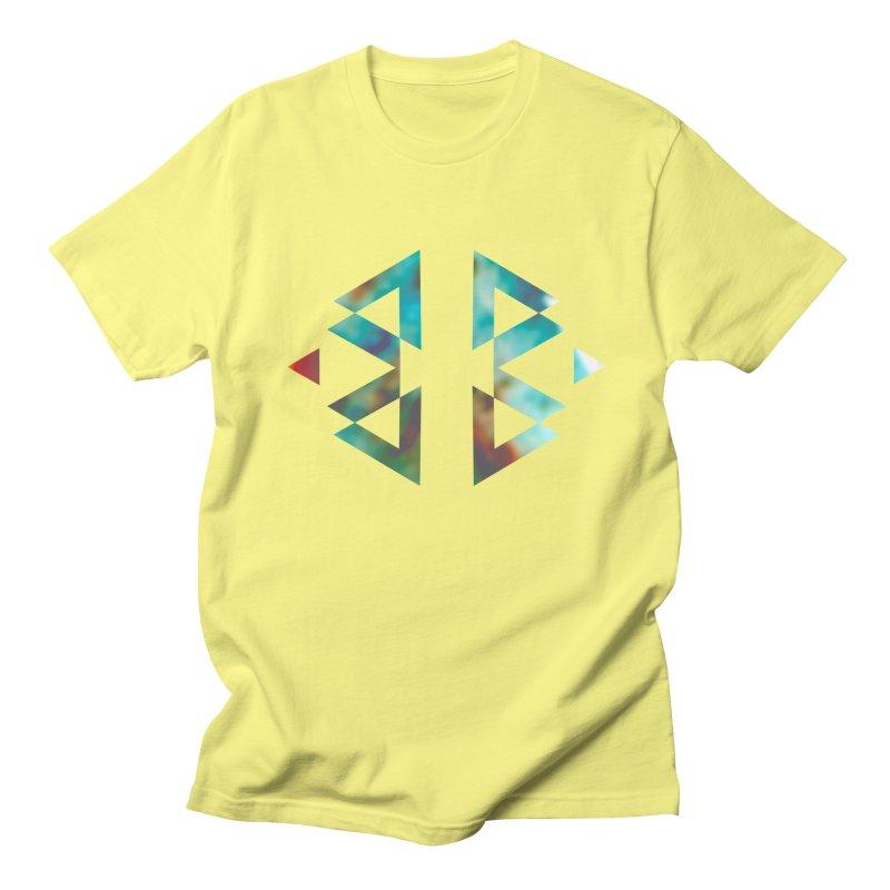 Geometriz Women's Unisex T-Shirt by Cordelia Denise