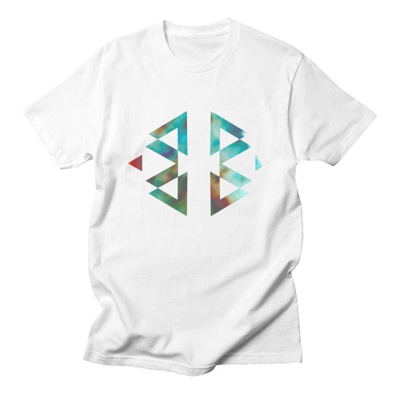 Geometriz Men's T-Shirt by Cordelia Denise