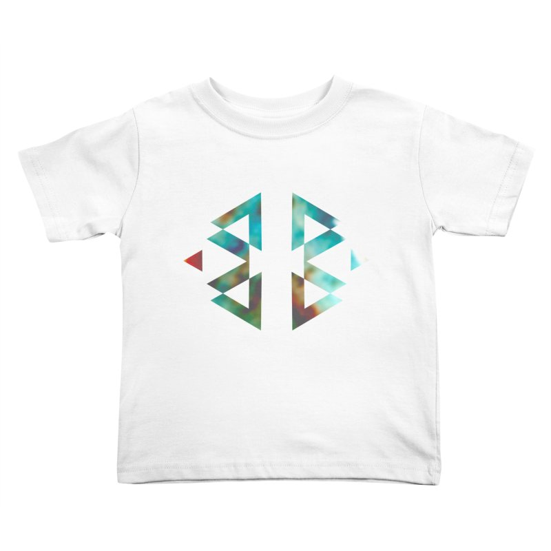 Geometriz Kids Toddler T-Shirt by Cordelia Denise