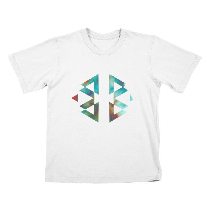 Geometriz Kids T-Shirt by Cordelia Denise
