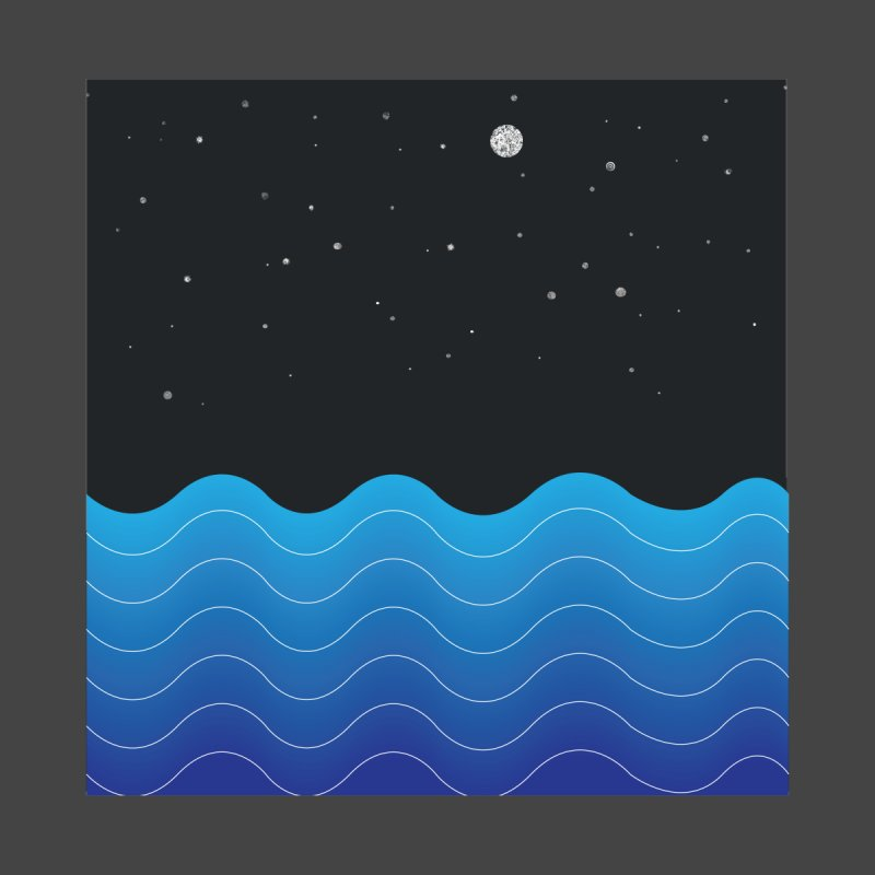 Night Sea by Cordelia Denise
