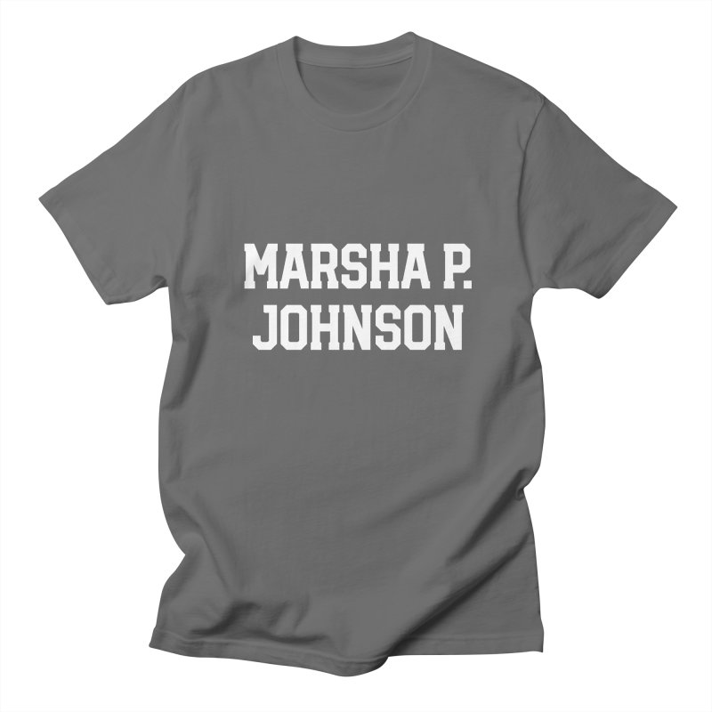 MARSHA MARSHA MARSHA Men's T-Shirt by Coreyography