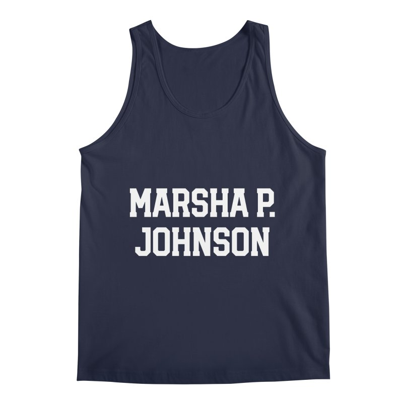 MARSHA MARSHA MARSHA Men's Regular Tank by Coreyography