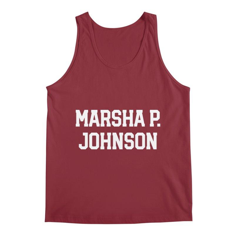 MARSHA MARSHA MARSHA Men's Regular Tank by Coreyography