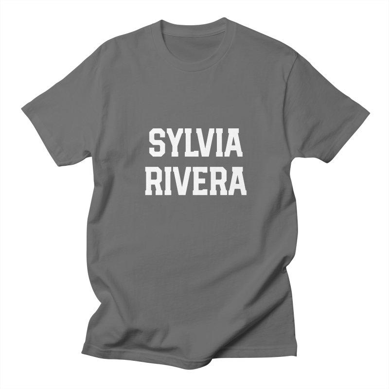 THANK YOU SYLVIA RIVERA Men's T-Shirt by Coreyography